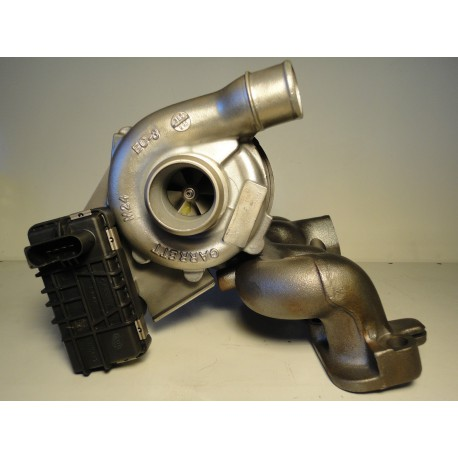 Turbo Ford Mondeo III 2.0 TDCi/Jaguar X-Type 2.0 D 130 Cv 728680-0010