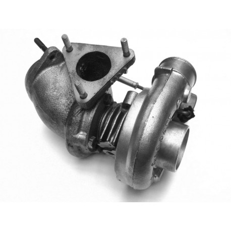 Turbo Mercedes PKW Sprinter I 210/310/410D/212/312/412D 122 Cv 454193-0002