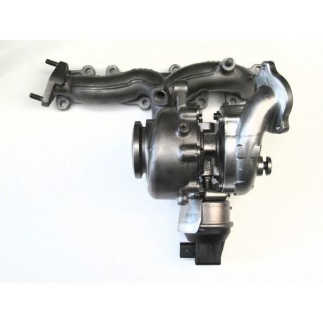 Turbo Audi A3(8P/PA)/Skoda Yeti/ VW Eos/Golf/Passat/Scirocco/Tiguan 2.0 TDI 140 Cv 53039700132